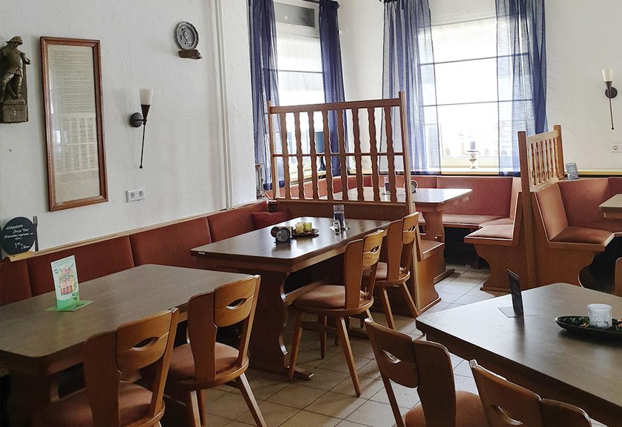 Hotel zur Fredeburg in Bad Fredeburg im Sauerland Restaurant