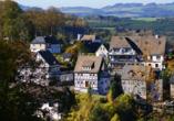 Hotel zur Fredeburg in Bad Fredeburg im Sauerland Ort