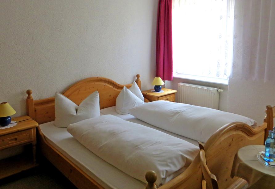 Hotel Olbersdorfer Hof in der Oberlausitz, Zimmerbeispiel