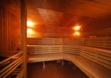 Marena Wellness Spa Resort Miedzywodzie, Sauna