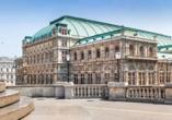 Hotel roomz Vienna Parter in Wien, Österreich, Wiener Staatsoper