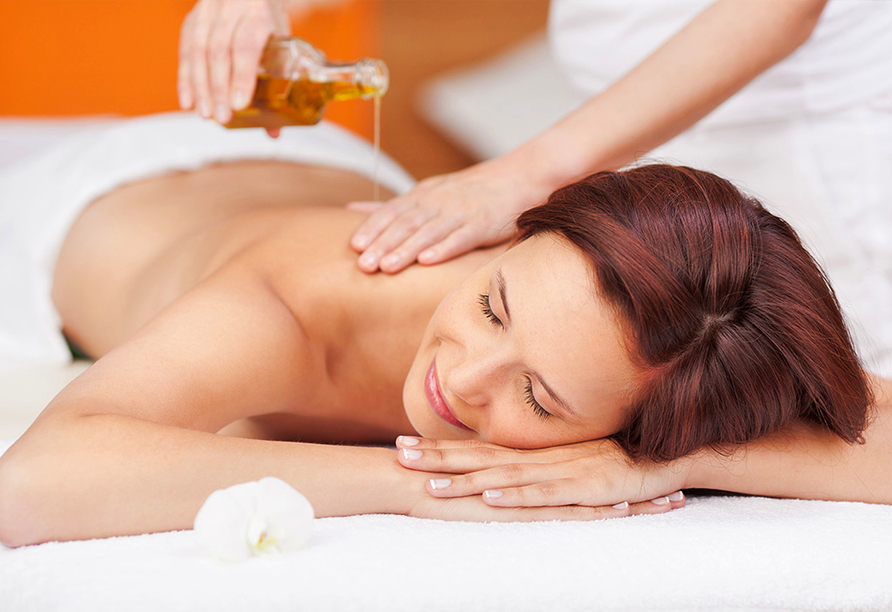 Landhotel Seeg, Massage