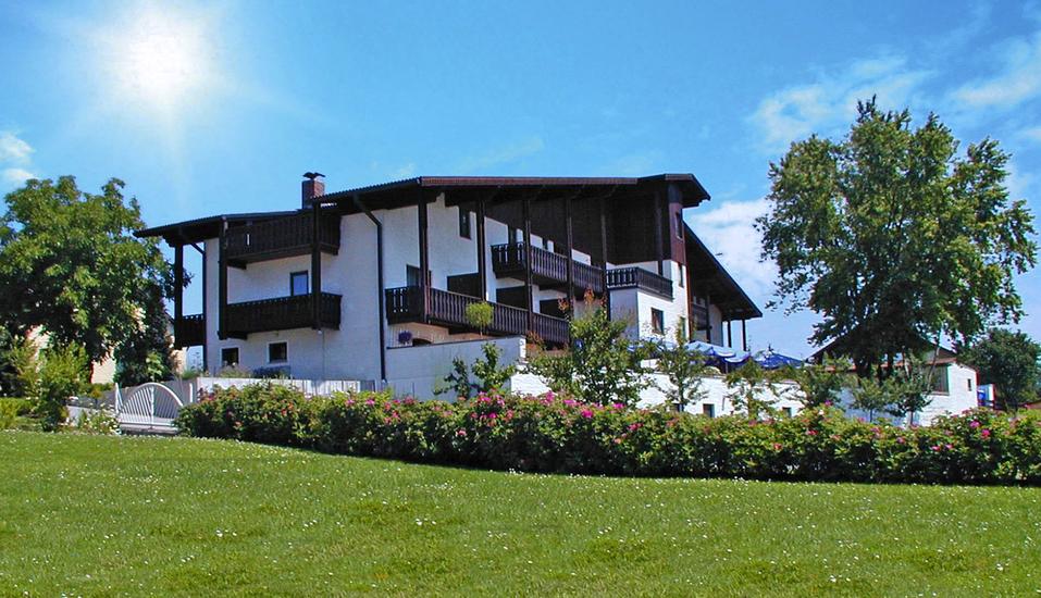 Hotel Würdinger Hof in Bad Füssing im Bäderdreieck, Außenansicht