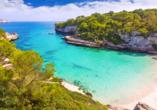 Mallorca ist bekannt für seine zahlreichen, idyllischen Buchten.