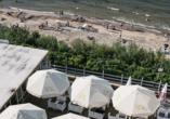 Hotel Lambert Medical Spa Polnische Ostsee, Beach Bar