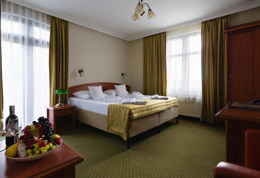Hotel Lambert Medical Spa Polnische Ostsee, Zimmerbeispiel Economy