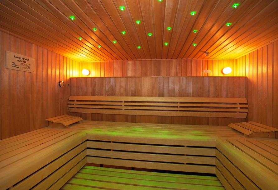 Parkhotel Sonnenberg in Eltville am Rhein, Sauna