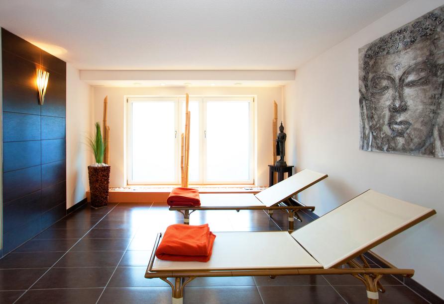 Parkhotel Sonnenberg in Eltville am Rhein, Ruheraum