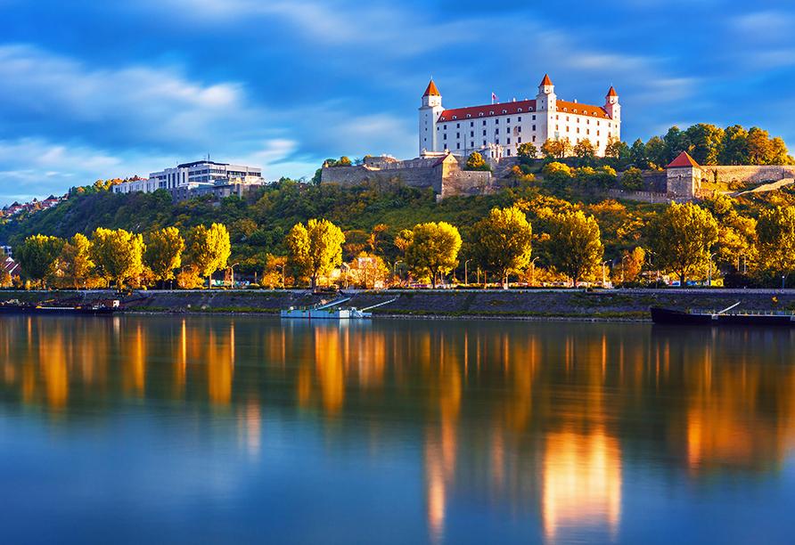 MS Ariana, Bratislava