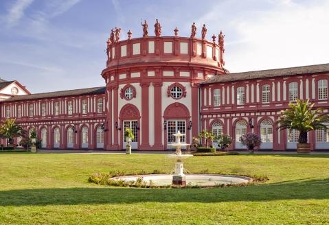 Pentahotel Wiesbaden, Biebricher Schloss