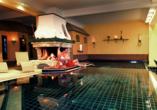 Hotel Christinenhof & Spa in Tauer im Spreewald Wellnessbereich