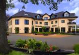 Hotel Christinenhof & Spa in Tauer im Spreewald Außenansicht