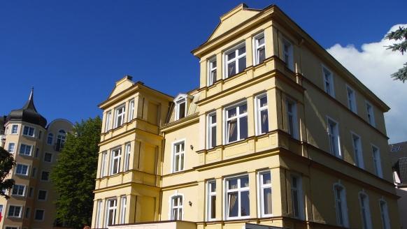Villa Antares I & II in Swinemünde, Willkommen