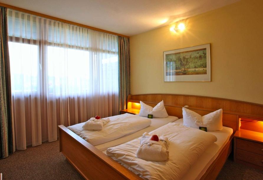 AktiVital Hotel in Bad Griesbach im bayerischen Bäderdreieck, Zimmerbeispiel Weinzierl