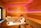 AktiVital Hotel in Bad Griesbach im bayerischen Bäderdreieck, Sauna