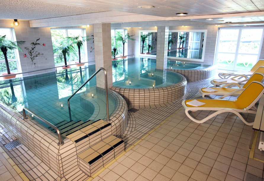 AktiVital Hotel in Bad Griesbach im bayerischen Bäderdreieck, Therme