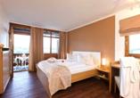 AktiVital Hotel in Bad Griesbach im bayerischen Bäderdreieck, Beispiel Junior Suite