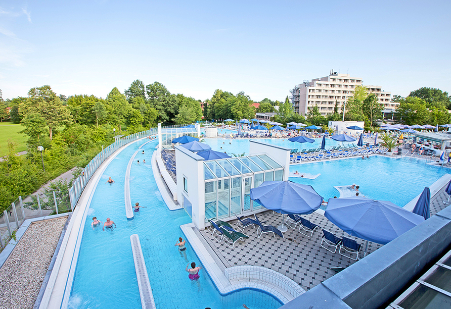 AktiVital Hotel in Bad Griesbach im bayerischen Bäderdreieck, Europa Therme