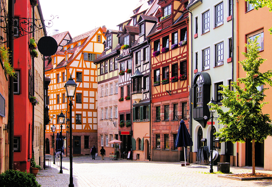 Ringhotel Loew's Merkur in Nürnberg, Altstadt