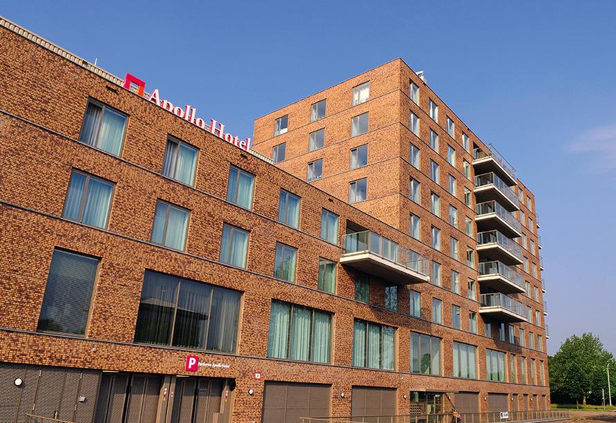 Apollo Hotel Papendrecht Niederlande, Außenansicht