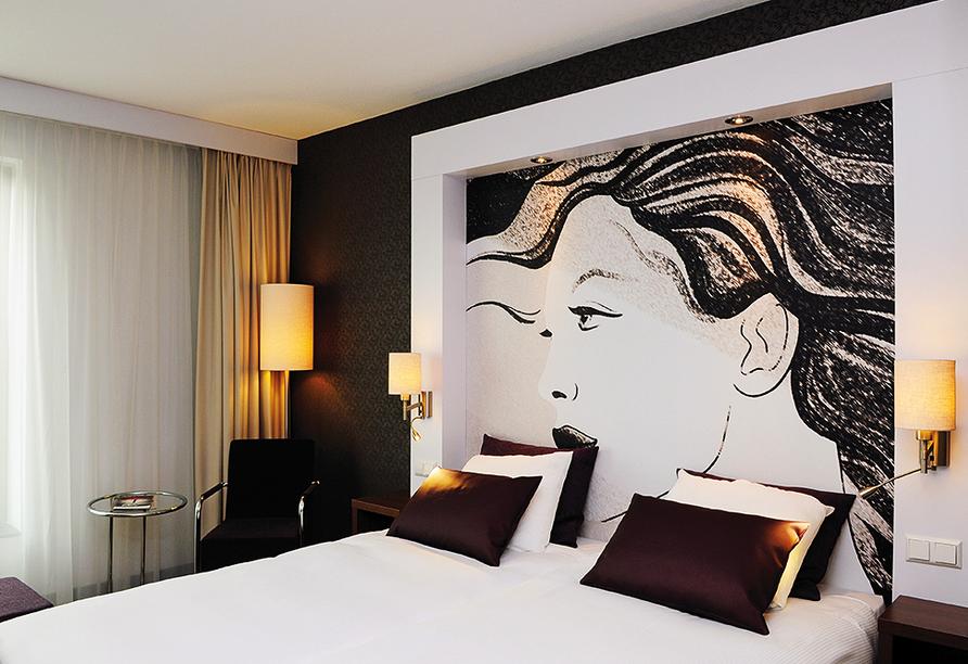 Apollo Hotel Papendrecht Niederlande, Zimmerbeispiel