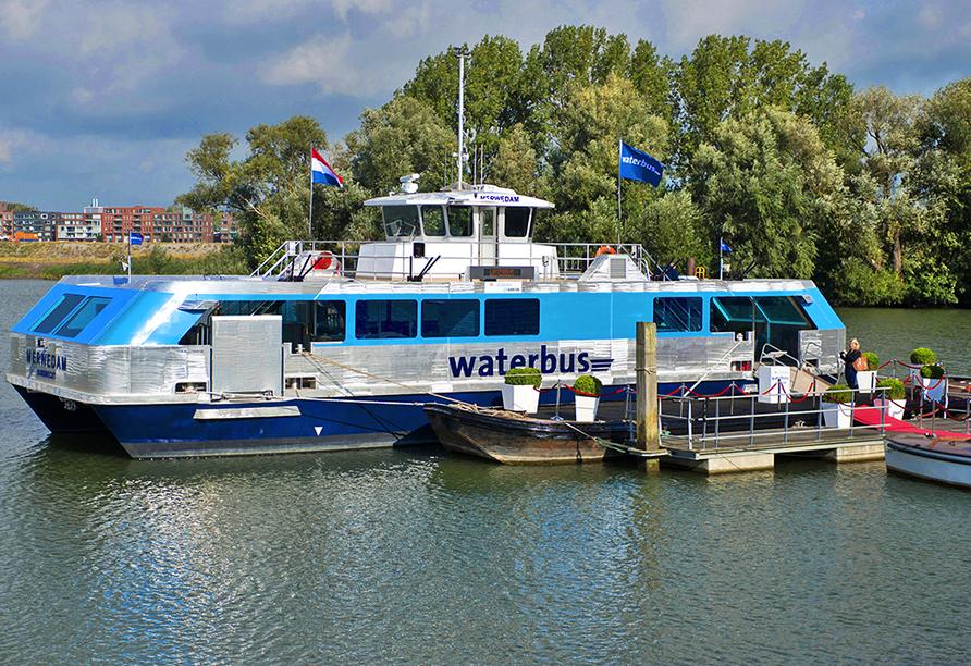 Apollo Hotel Papendrecht Niederlande, Waterbus