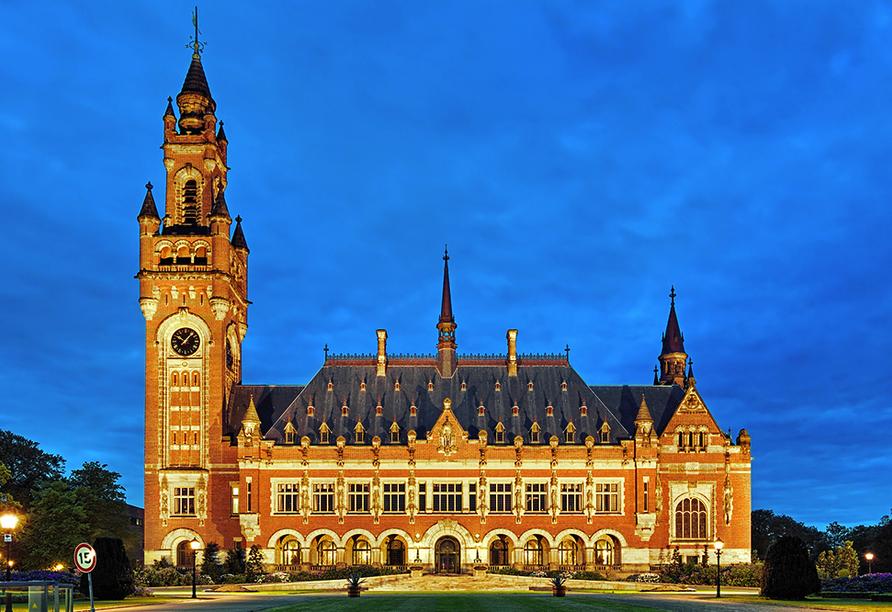 Apollo Hotel Papendrecht Niederlande, Friedenspalast Den Haag