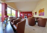 FAIR RESORT in Jena in Thüringen, Lounge
