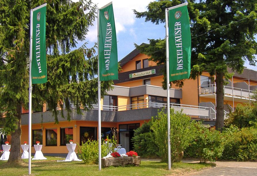 Außenansicht von Hotel Limbacher Hof