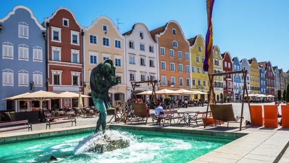 Hotel Pockinger Hof in Pocking in Bayern, Schärding