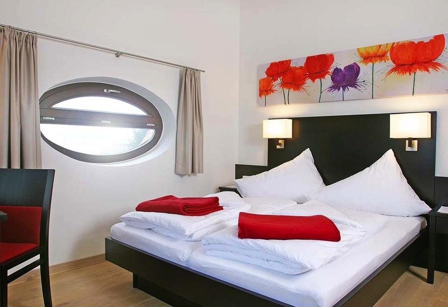 Hotel Heitzmann in Mittersill, Zimmerbeispiel