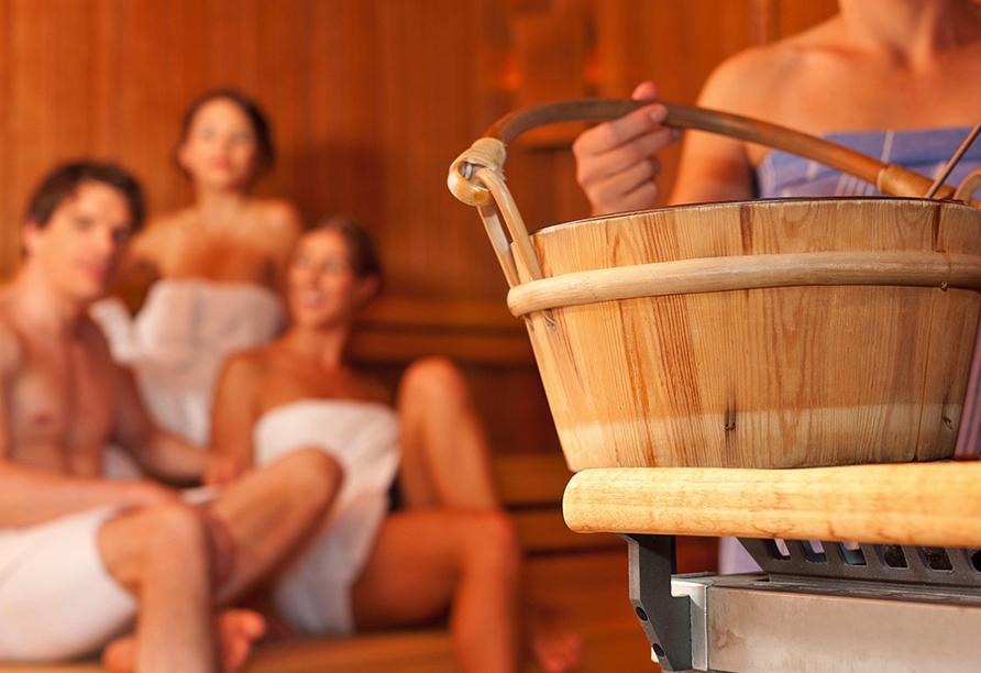 Hotel Sandra Spa Karpacz Riesengebirge Polen, Sauna