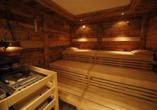 Richstein's Posthotel in Bad Füssing, Sauna