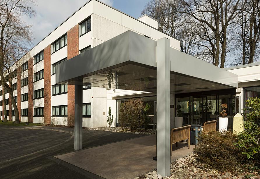 Mercure Hotel Bielefeld Johannisberg, Außenansicht