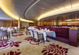 MS Artania, Restaurant
