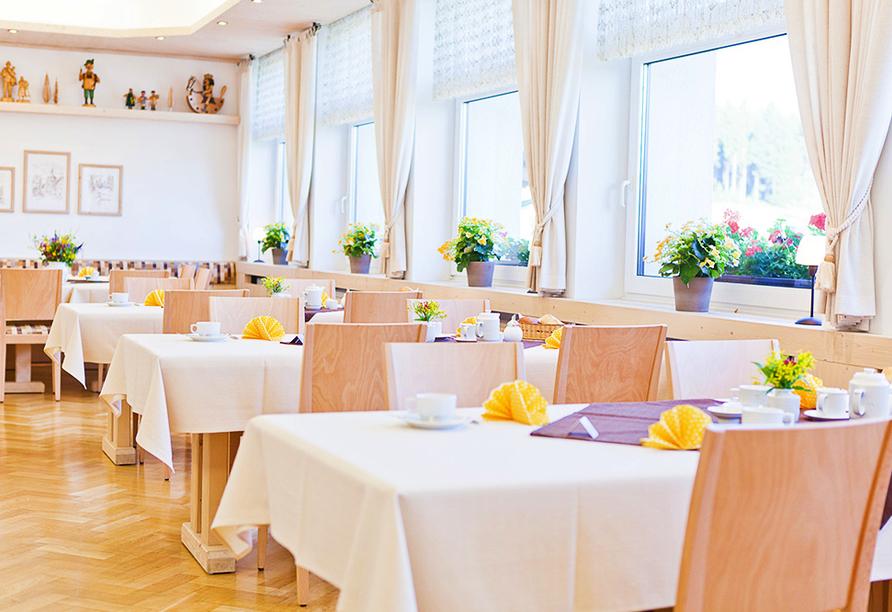 Ferienhotel Mühlleithen in Klingenthal im Vogtland Restaurant
