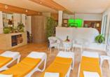 Ferienhotel Mühlleithen in Klingenthal im Vogtland Ruhezone
