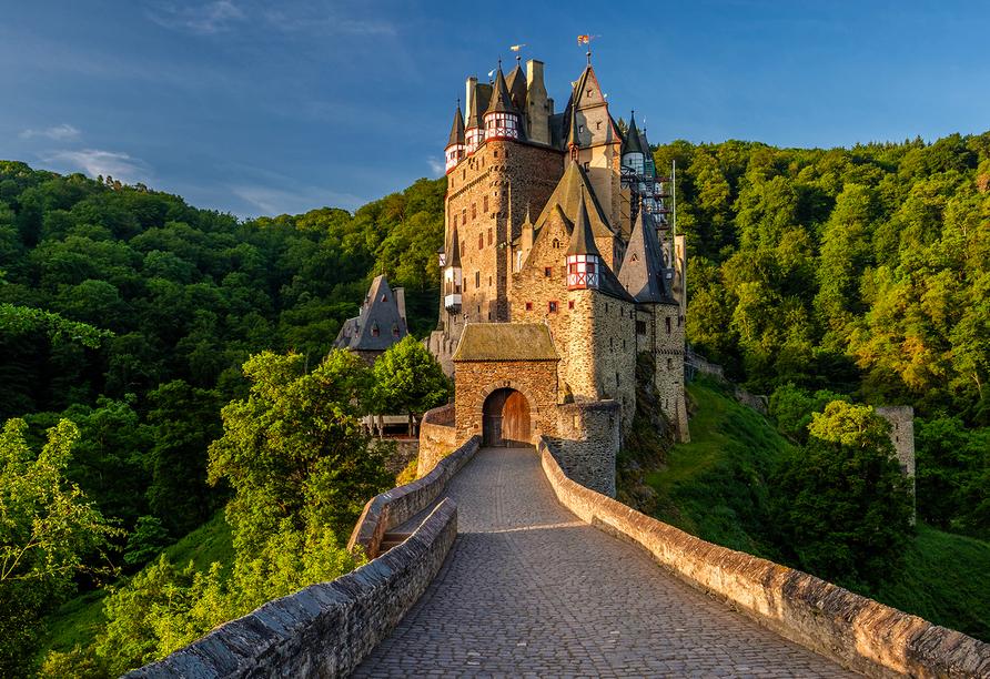 Mosel-Traumpfade, Burg Eltz