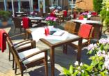 Best Western Hotel Halle-Merseburg an der Saale, Terrasse