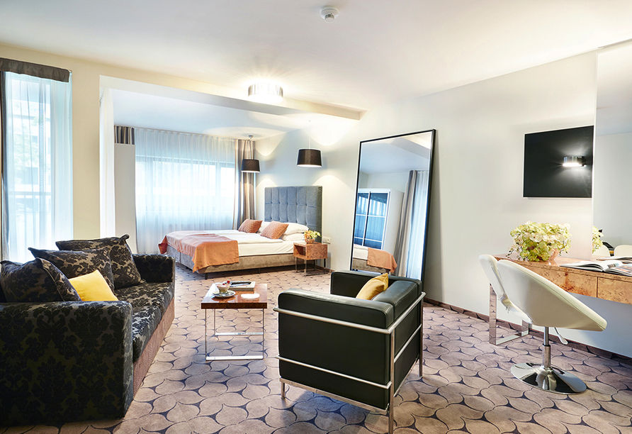 Hotel Royal Tulip Sand in Kolberg, Polen, Appartement Standard