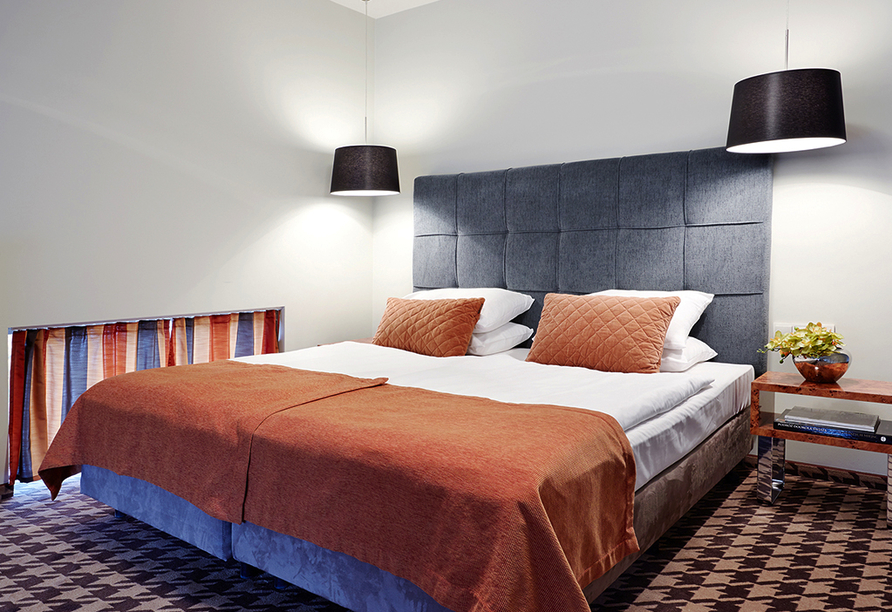 Hotel Royal Tulip Sand in Kolberg, Polen, Junior Suite