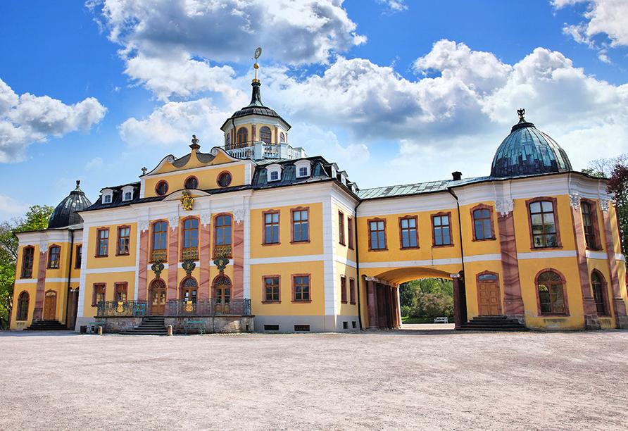 Comfort Hotel Weimar, Schloss Belvedere
