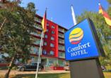 Comfort Hotel Weimar, Außenansicht