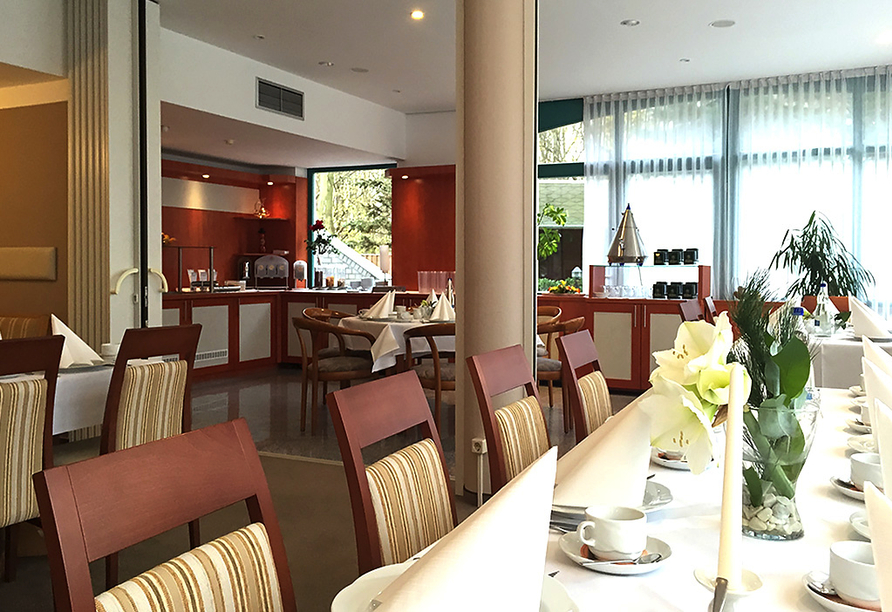 Pommernhotel Barth in Barth, Restaurant
