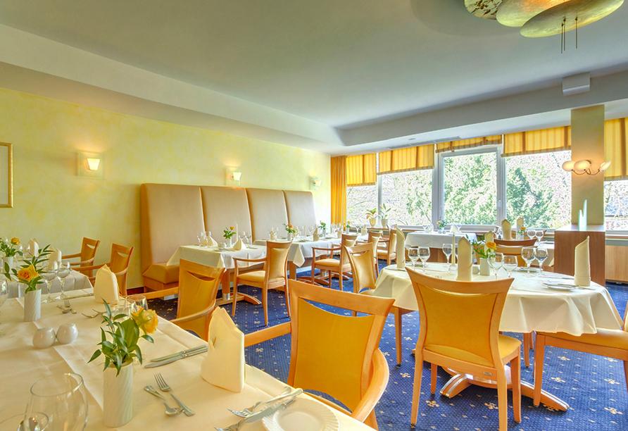 Best Western Plus Hotel Steinsgarten, Restaurant