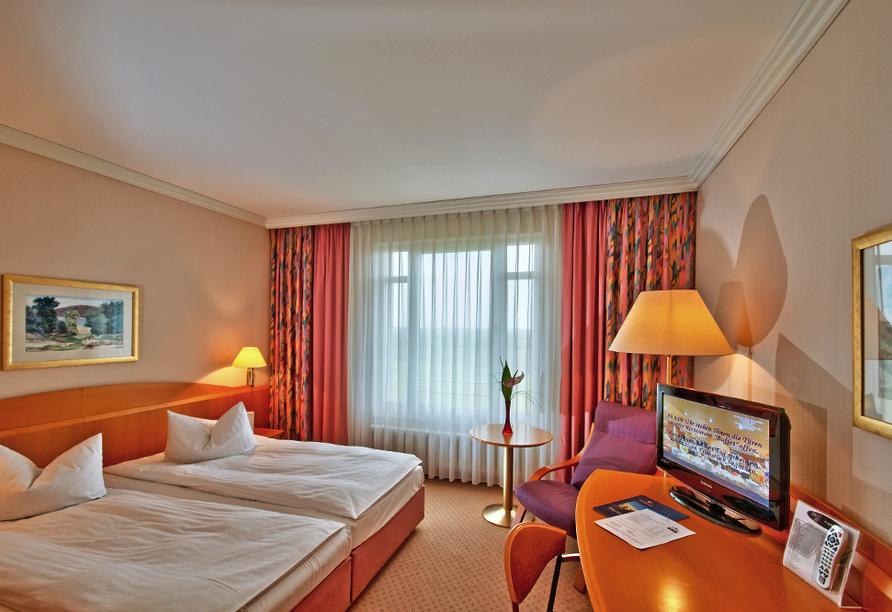 Hotel Meerane in Meerane, Zimmerbeispiel