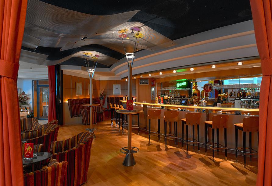 Hotel Meerane in Meerane, Bar
