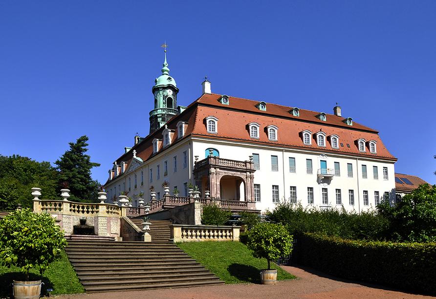 Hotel Meerane in Meerane, Ausflugsziel Schloss Lichtenwalde