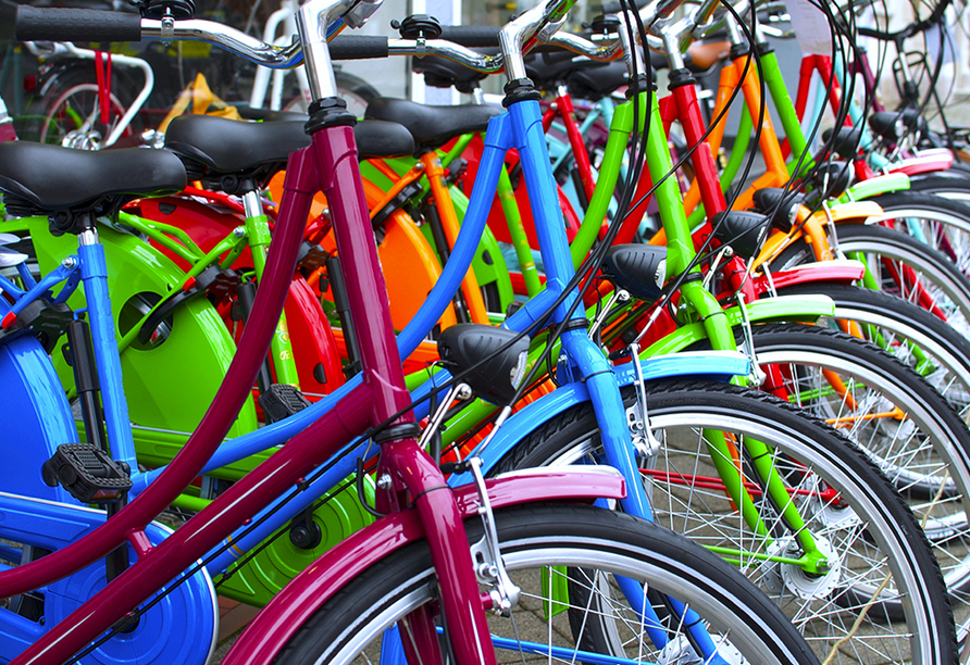 Hotel Meerane in Meerane, Fahrradverleih