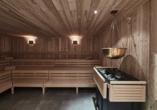 Hotel Ochsen in Kißlegg im Allgäu, Sauna im Karuun Heimat Spa